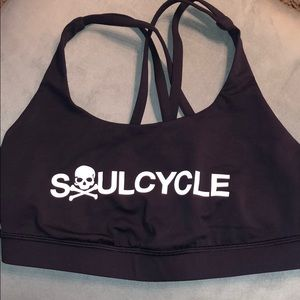 SoulCycle x Lululemon Bra